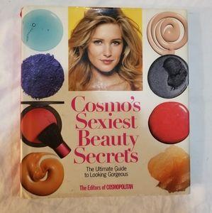 Cosmo's  Sexiest Beauty Secret's